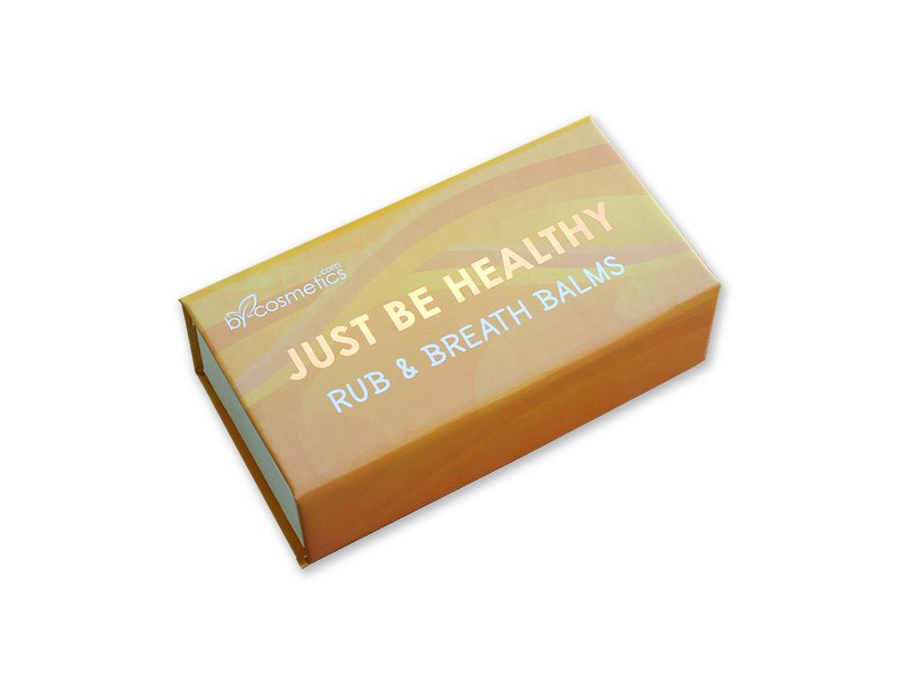 Rub & Breath Balms Just Be Healthy
