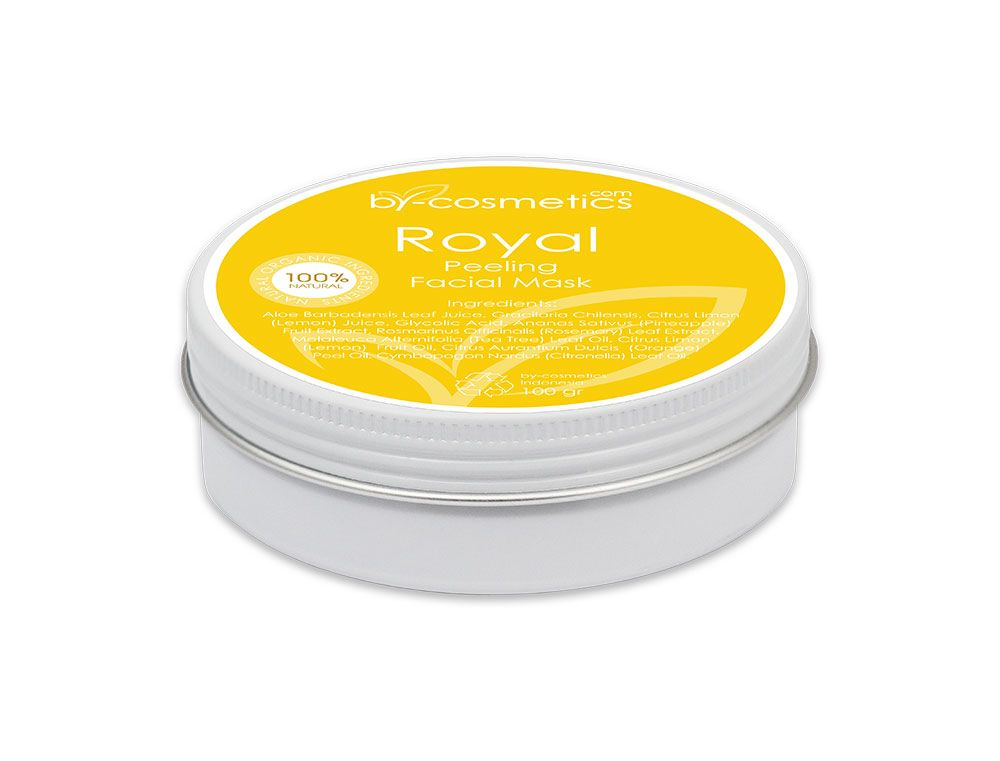 Royal Peeling Facial Mask